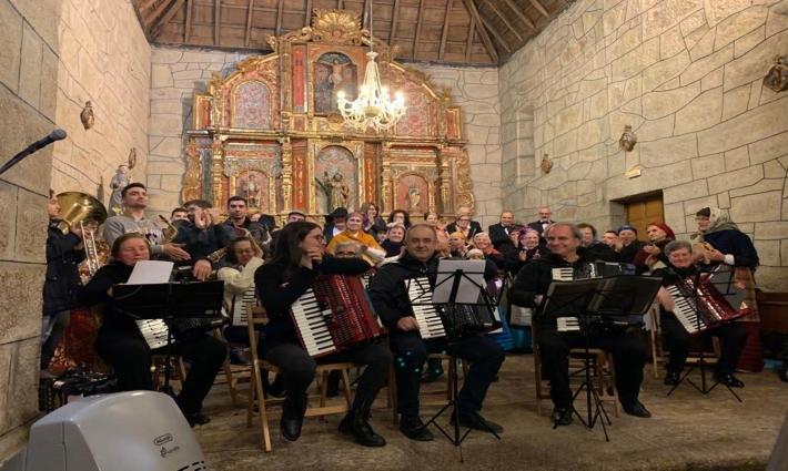 Imaxe portada de VI Concerto de fin de ano Zarracós 2019