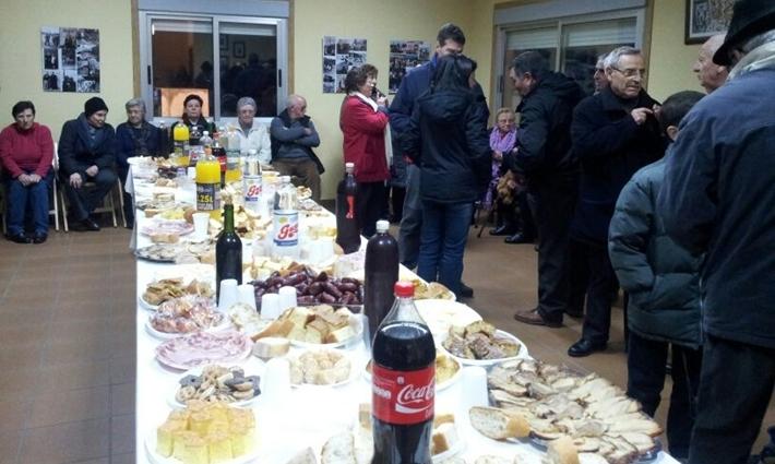 Imaxe portada de Festa do San Andrés Zarracós 2013