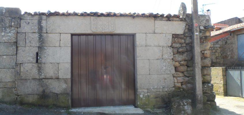 Casa dos Ortega en Zarracós