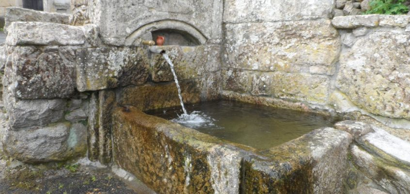 Fonte e lavadoiro de Cobas do Río