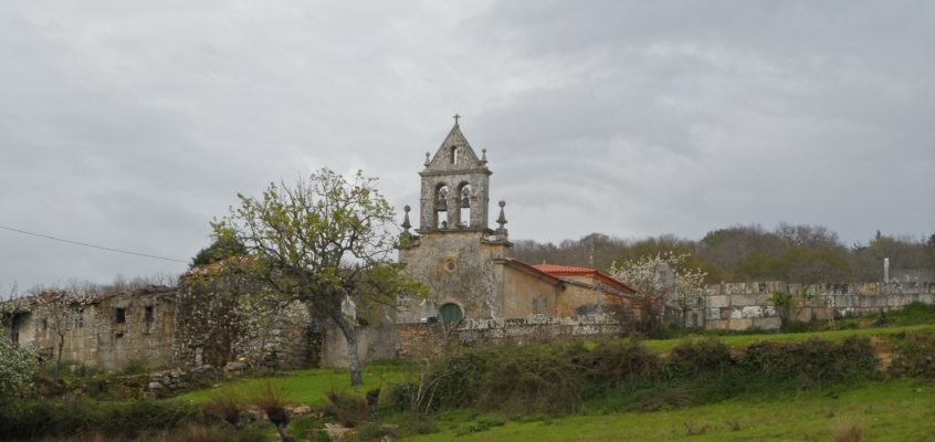 Igrexa de Santa Mariña de Entrambosríos