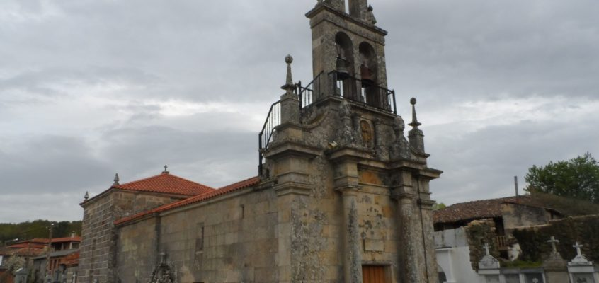 Igrexa de Olás de Vilariño