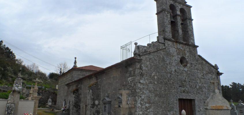 Igrexa de San Andrés de Zarracós