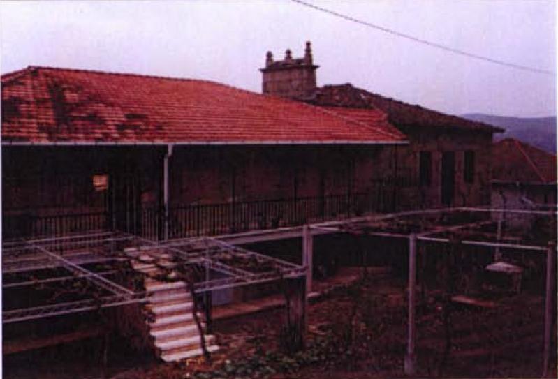 O Palacio de Vilariño