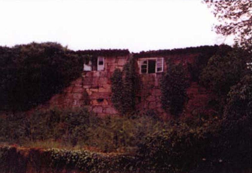 Casa reitoral de Entrambosríos
