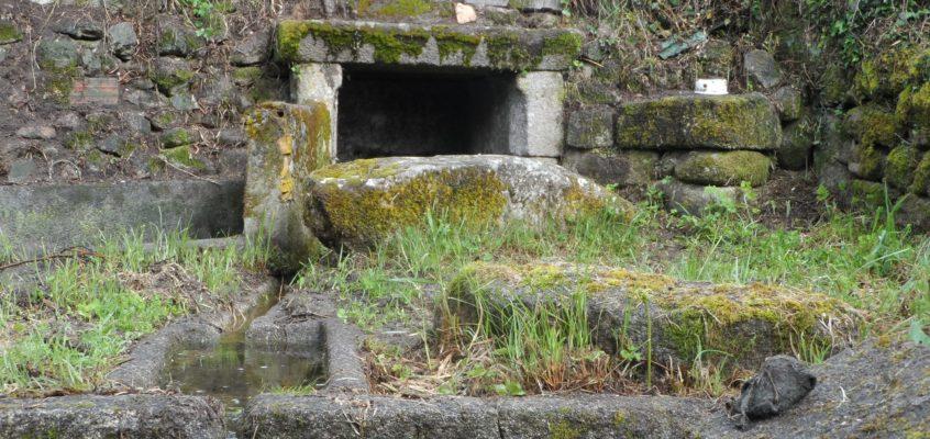 Fonte e lavadoiro de Vilariño