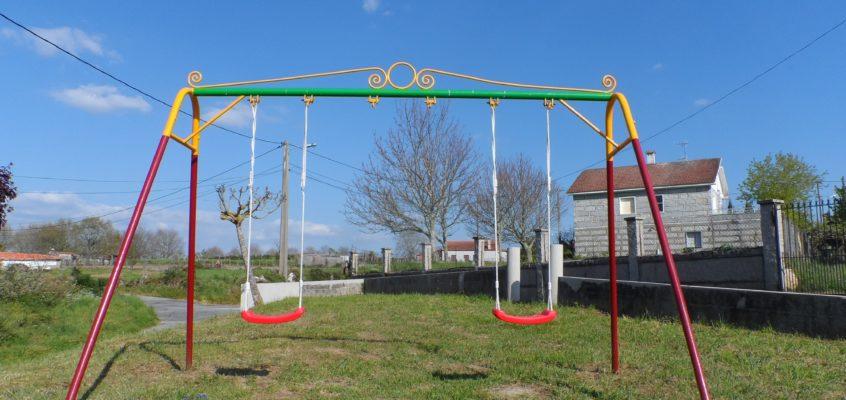 Área recreativa de Fontao