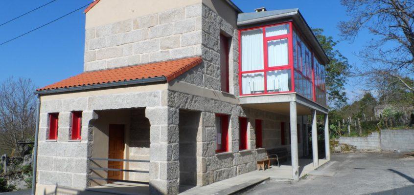 Antiga escola de Fontao