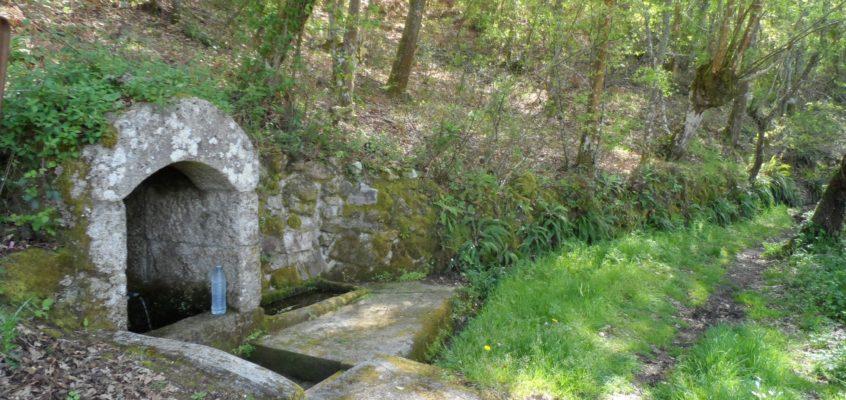 Fonte e lavadoiro de Campelo