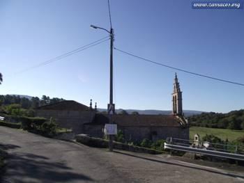 A Parroquia de San Andrés de Zarracós