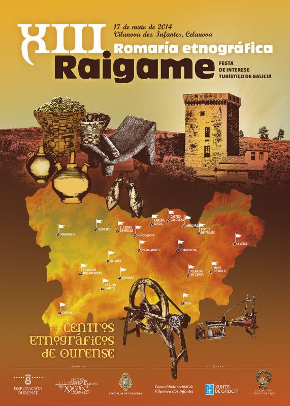 XII Romaría Etnográfica Raigame (Festa de interese turístico de Galicia)