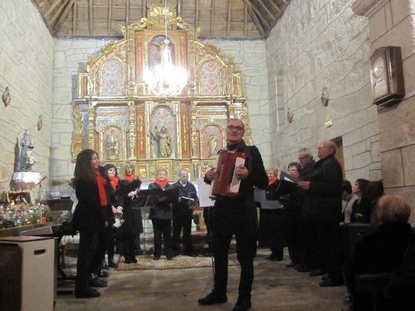 Así foi o I Concerto de Aninovo Zarracós 2015