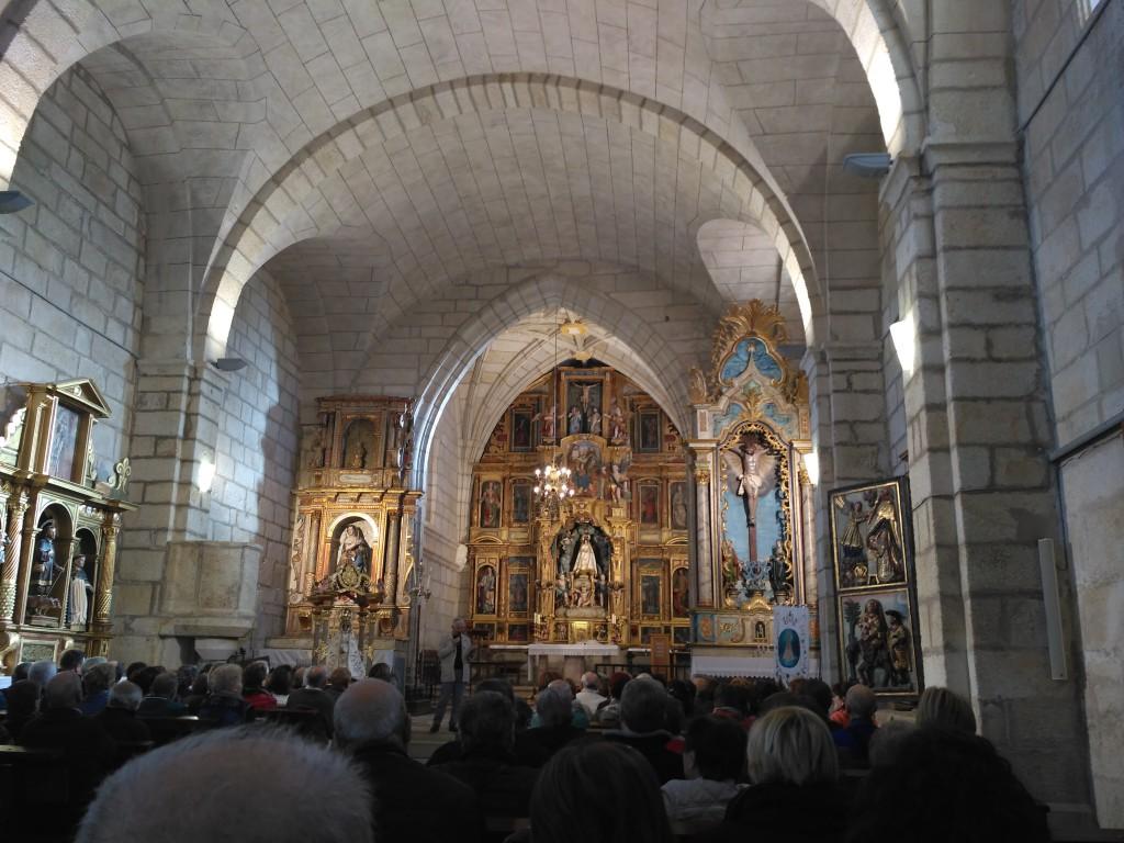 A excursión parroquial permitiu coñecer a nobreza das Terras do Támega