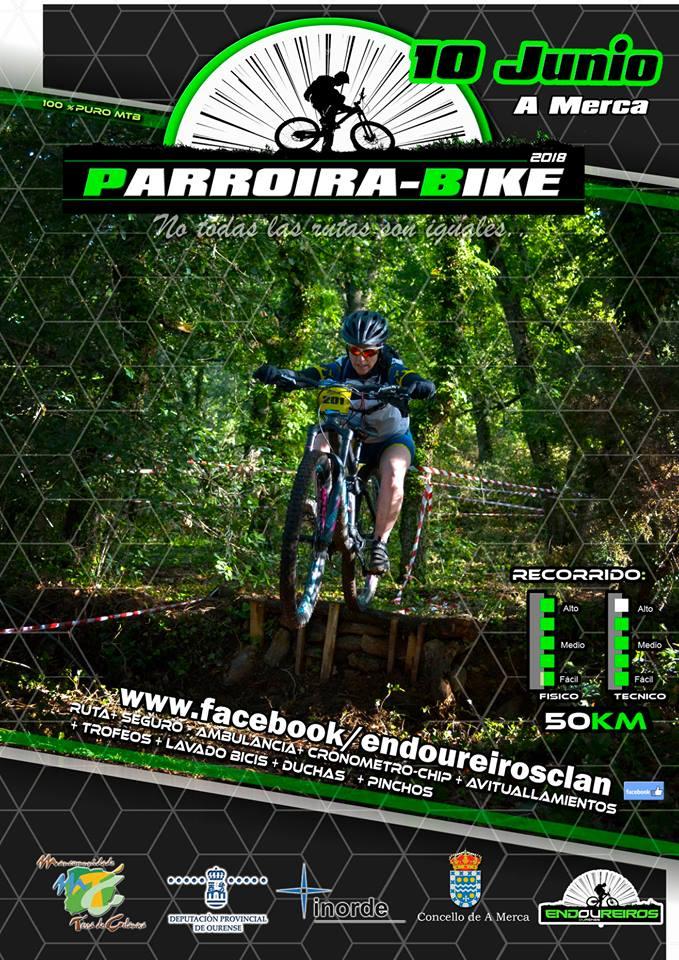 Chega a 9ª edición da Parroira Bike 2018