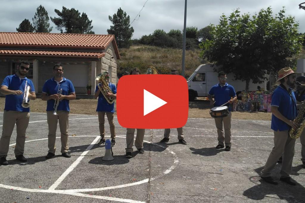 Máis de tres horas de vídeo da festa das Neves Zarracós 2017