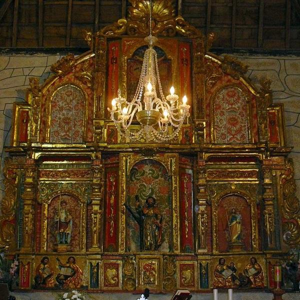 Día de San Andrés, día do patrono da parroquia