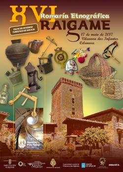 XVI edición da Romaría Etnográfica Raigame
