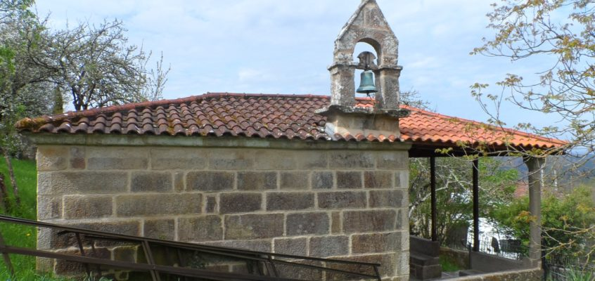 Capela do San Pedro en Vilariño