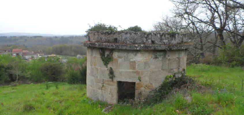 Pombal do Curro en Vilariño