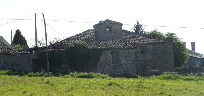Casa reitoral de Corvillón
