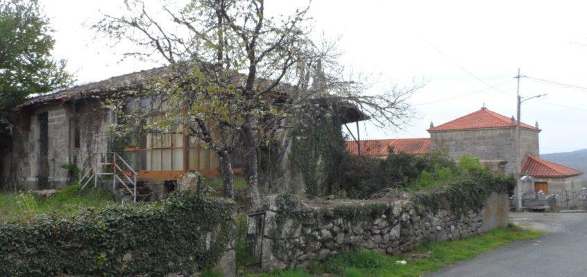 Casa reitoral de Olás