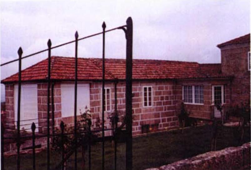 Casa grande do Crego en Zarracós