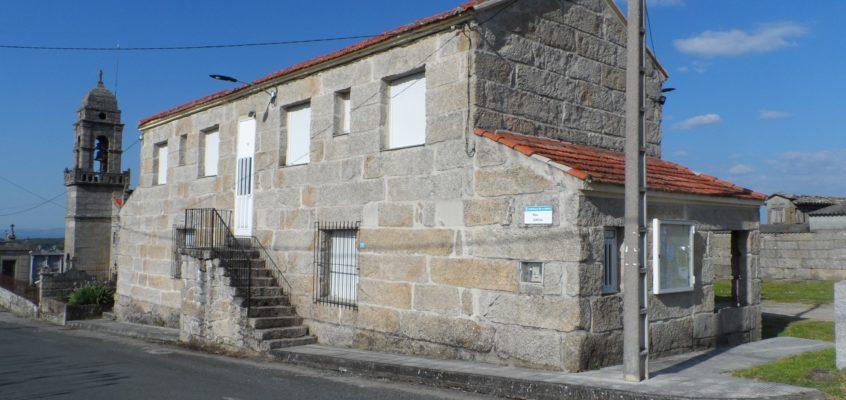 Antiga escola de Corvillón